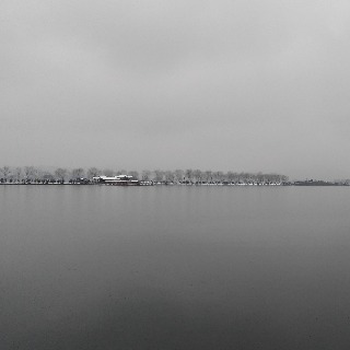 The snowy West Lake 2