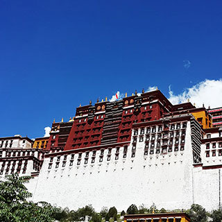 The Potala Palace 2